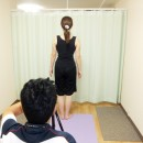 姿勢分析撮影